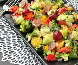 Raw-Chopped-Veggie-Salad